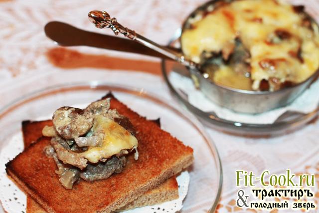 Горячие московские закуски рецепты